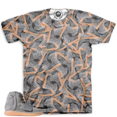 Yeezy Boost 750 Gum Shirt | Gummy Feast