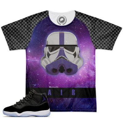 Space Jam 11 Match T-Shirt | MonStarWars Space