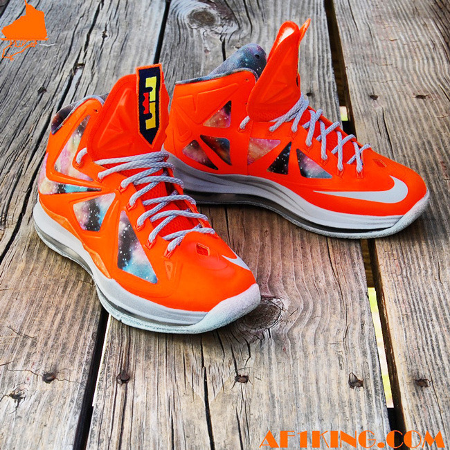 pretty nice dbe01 012d1 customize lebrons 10