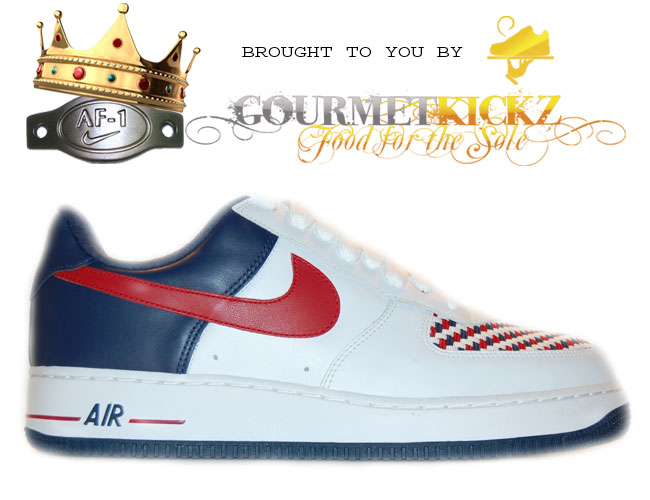 "Nike Air Force 1 Low Premium | ""Armed Forces AF1"" 