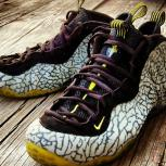 Custom 112 Inspired Foamposite One VT &quot;Elephoam One&quot; | Shoe Not Incl.  