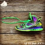 Send in Your LeBron 9 for a &quot;420&quot; Custom by GourmetKickz