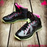 Custom LeBron X (10) Blink Air Yeezy Inspired | &quot;MasToChef Homme Project&quot;