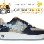 Nike Air Force 1 LA &#039;03 Mr. Cartoon Blue Tattoo | 312234-401