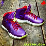 Custom LeBron X (10) Kobe &quot;Cheetah&quot; Air Yeezy II Inspired | &quot;MasToChef Homme Project&quot;