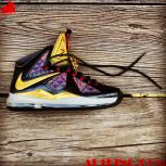 Custom LeBron X (10) &quot;Invictus&quot; by GourmetKickz