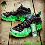 Custom &quot;ParaNorman&quot; Foamposite One aka &quot;ParaNormalikes&quot; by GourmetKickz