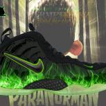 Custom ParaNorman Foamposite Pro &quot;ParaNormalike Too&quot; by GourmetKickz