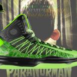 Custom ParaNorman HyperDunk &quot;ParaHyperDunkMan&quot; by GourmetKickz