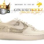Nike Air Force 1 Premium Harlem Laser | 309096-111