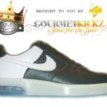 Nike Air Force 1 Low Supreme Max Air Jets | Unreleased Beacon Store AF1 | 318988-311
