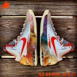 Custom KD V (5) Galaxy &quot;Big Bang-Alike&quot; by GourmetKickz