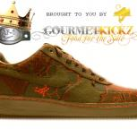 Nike Air Force 1 Low Supreme Mhrm TZ | 363171-031