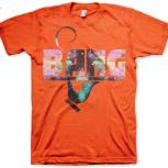Signature GourmetKickz Now Serving &quot;A Big Bang&quot; T-shirt