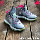 Custom LeBron X (10) Platinum Air Yeezy II Inspired | &quot;MasToChef Homme Project&quot;