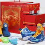Nike Air Jordan Year of the Dragon (YOTD) 2012 | Storm Blue/White/Tide Pool Blue