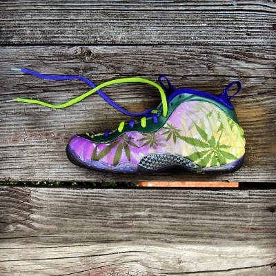 Custom 420 Foamposite One by GourmetKickz
