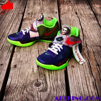 "Custom ""Joker"" KD IV (4) by GourmetKickz 