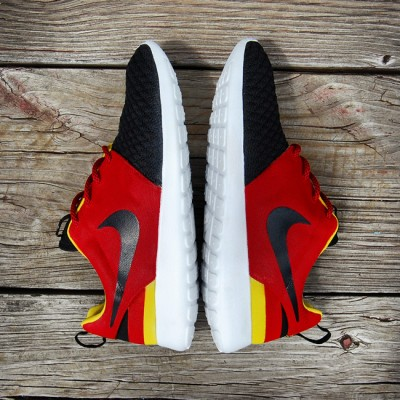 Custom Germany FIFA World Cup 2014 Roshe Run by GourmetKickz