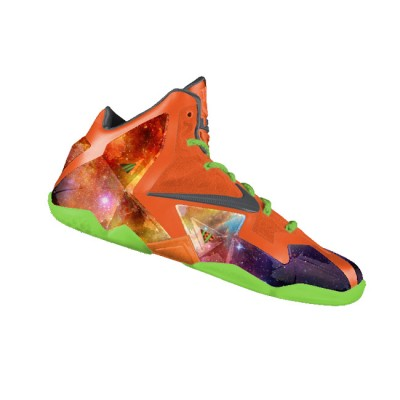 "Custom ""Big Bang-Alike"" LeBron XI (11) by GourmetKickz"