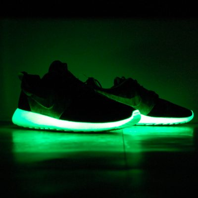 Custom ParaNorman Roshe Run by GourmetKickz Glow In the Dark