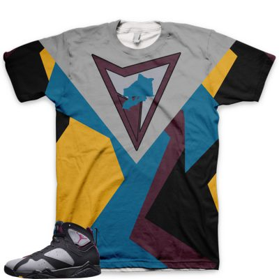Jordan 7 VII Bordeaux Shirt V2 by GourmetKickz