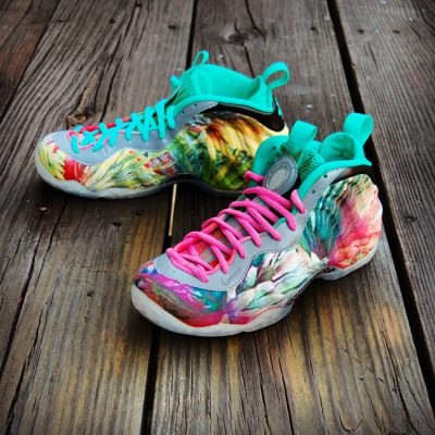 "Custom ""305"" Foamposite One by GourmetKickz 
