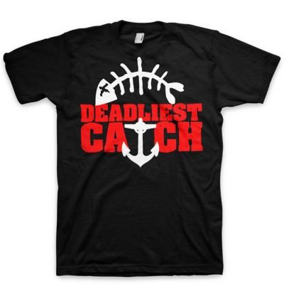 Gone Fishing Foamposite Shirt | Deadliest Catch V1