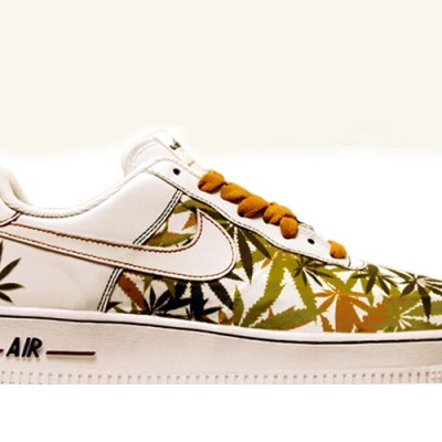 Custom Get Lifted Nike Air Force 1 by GourmetKickz