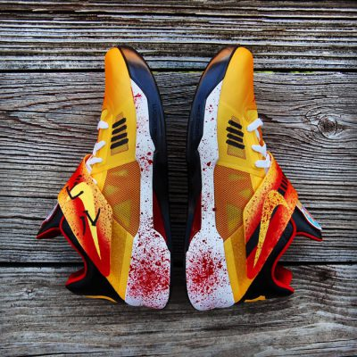 "Custom ""Kill Bill"" KD IV (4) by GourmetKickz 