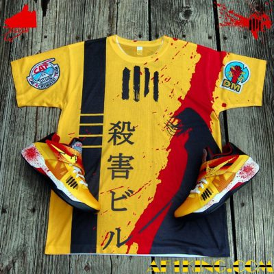 The Kill Bill All Over Print T-Shirt by GourmetKickz
