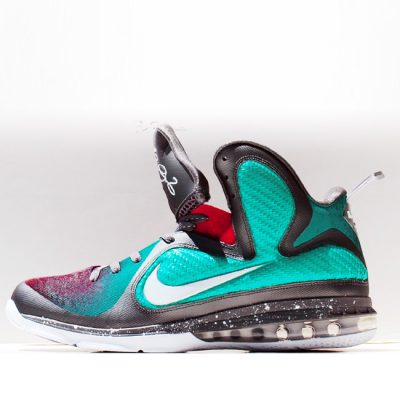 "Custom Nike LeBron 9 ""MVP In South Beach"" by GourmetKickz"