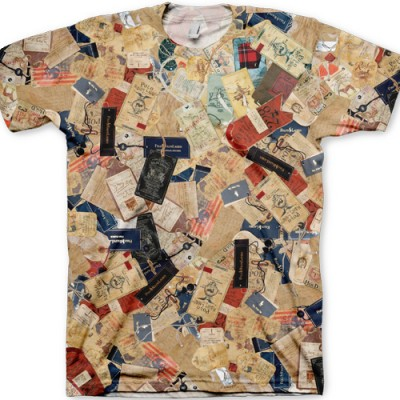 Signature The Feast of Polo aka The Polo-ist All Over Print T-Shirt by GourmetKickz