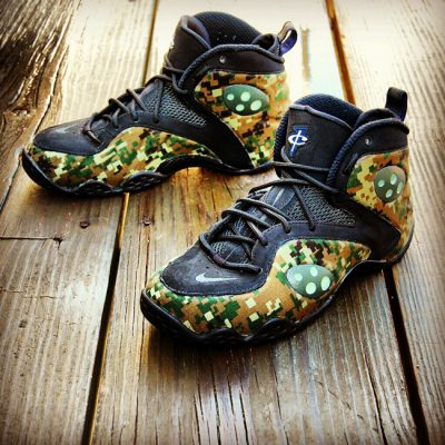 "Custom ""SOCOM"" / Digital Camo Zoom Rookie by GourmetKickz"