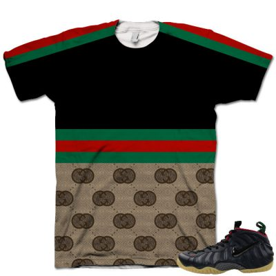 Gucci Foamposite Shirt V1