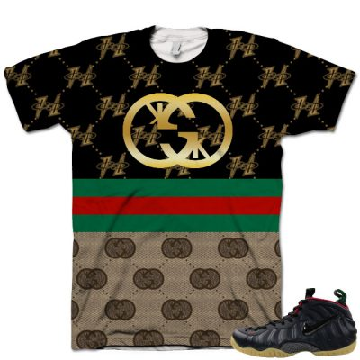 Gucci Foamposite Shirt V4