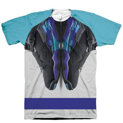 Air Jordan 8 Aqua Shirt by GourmetKickz