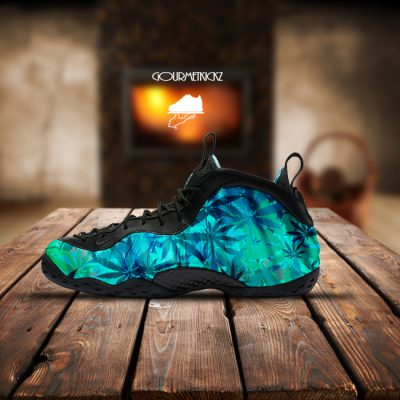 420 Northern Lights Foamposite | Custom Work Only