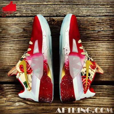 "Custom KD4 ""Before HeRose"" by GourmetKickz"