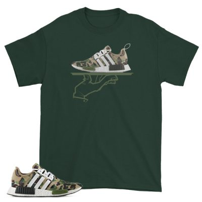 Now Serving Deluxe Adidas Bape NMD Camo