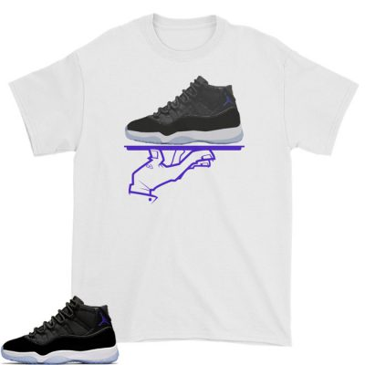 Space Jam 11 Match T-Shirt | Now Serving (FC) White